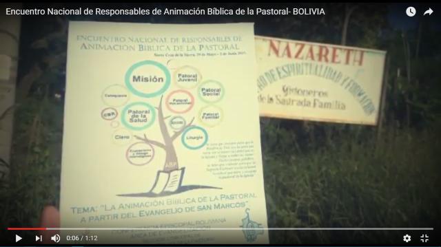 Bolvivia, encuentro nac 2