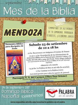 23 Mendoza
