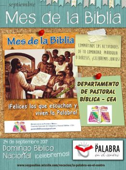 24 Domingo Biblico CEA