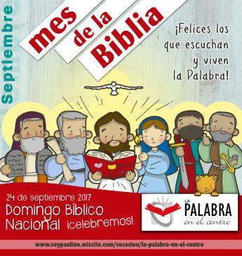 24 Domingo Biblico OFICIAL