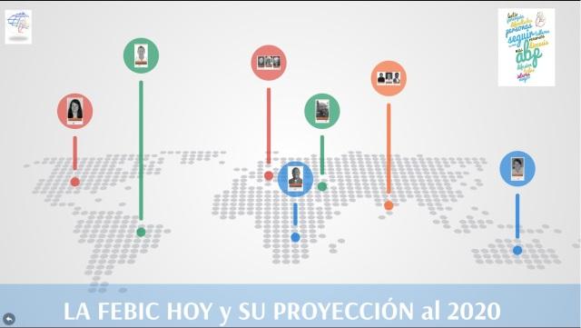LA FEBIC HOY y SU PROYECCIÓN al 2020 | La Palabra HOY
