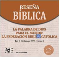 reseña biblica