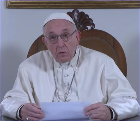 Mensaje del Papa Francisco a la JMJ 2019