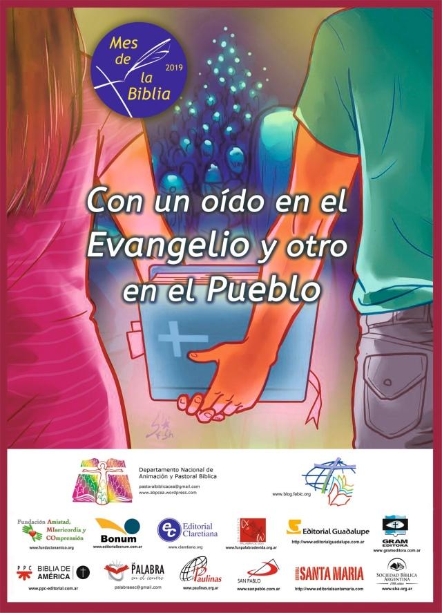 Argentina Con Un Oído En El Evangelio Y Otro En El Pueblo